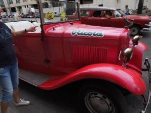 Ricola, Oldtimer, Havanna, Kuba