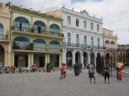 Plaza Vieja, Havanna, Kuba