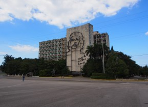 Platz der Revolution, Che Guevara, Havanna, Kuba