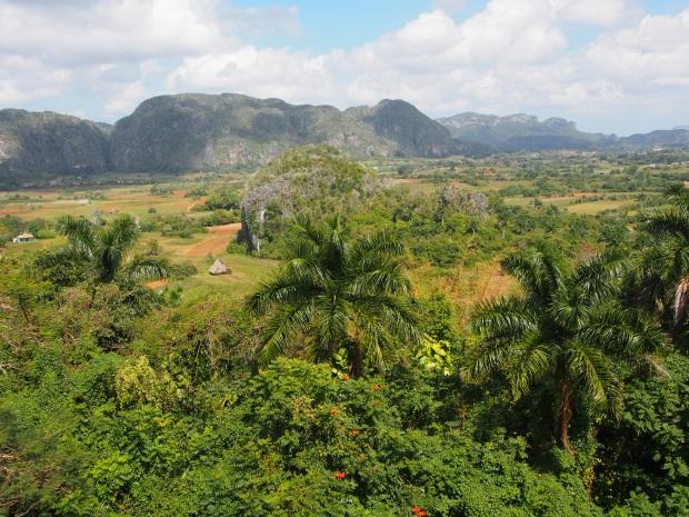 Valle de Viñales, Kuba, Panorama, Landschaft