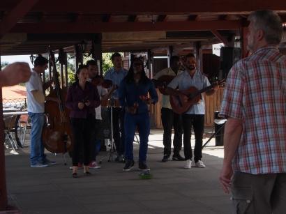 Valle de Viñales, Kubanische Musiker, Musik, Kuba, Valle de Viñales