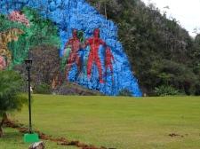 Mural de la Prehistoria, Leovigildo González Morillo