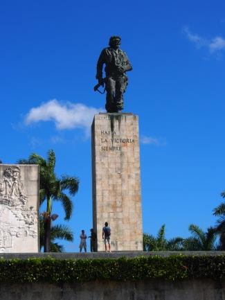 Statue, Mausoleum, Che Guevara, Santa Clara, Kuba