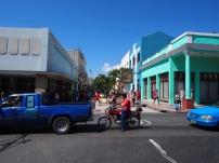 Cienfuegos, Laden, Geschäfte, Einkauf, Straße, Kuba