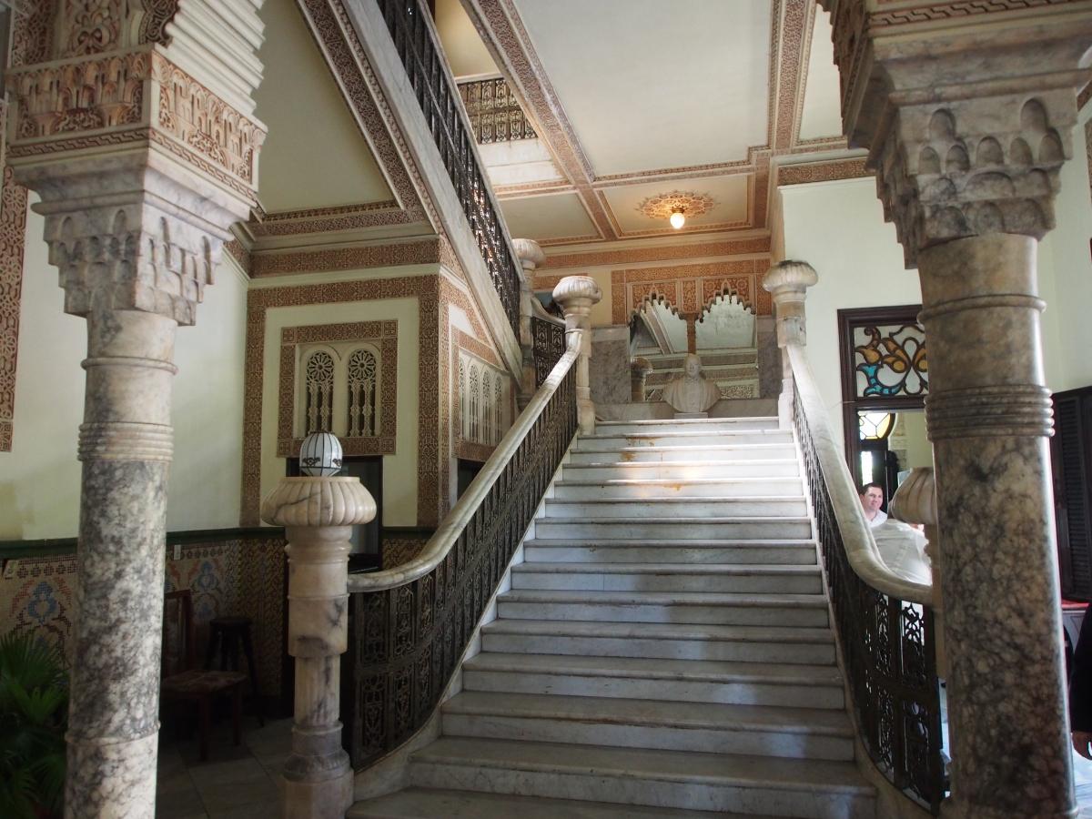Palacio de Valle, Cienfuegos, Kuba, arabischer Baustil
