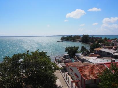 Meer, Meeresblick, Palacio de Valle, Cienfuegos, Kuba