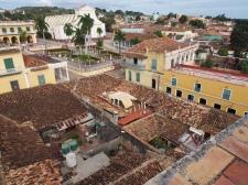 Hinterhof, Trinidad, Kuba