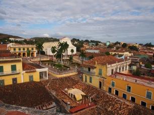 Trinidad, Kuba, Kolonialstadt, Kolonialbauten