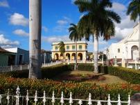 Plaza Mayor, Hauptplatz, Trinidad, Kuba