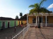 Trinidad, Kopfstein, Kuba, Balaststein