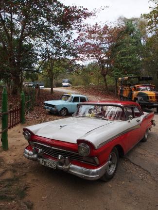Kuba, Gefährt, Oldtimer, Auto, Fortbewegungsmittel