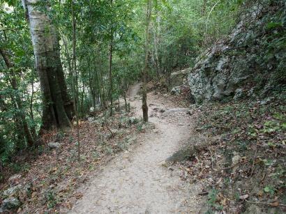 Wanderung, Wanderweg, Trial, Kuba