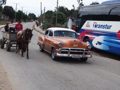 Verkehr, Fortbewegung, Kuba, Gefährt