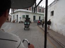 Camagüey, Fahrrad, Taxi, Kuba