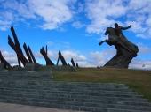 kuba, santiago de cuba, plaza de la revolucion