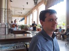 Kuba, Havanna, Hotel Inglaterra