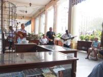 Kubanische musik, band, orchester, musik, kubaner, instrumente, havanna, kuba, hotel inglaterra