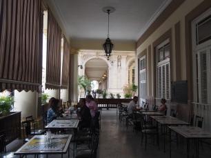 Hotel Inglaterra, Havanna, Kuba, Kolonialbau, spanisch, Sehenswürdigkeit