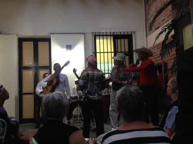 Kuba, Kubanisch, Musik, Musiker, Band, Salsa, Santiago de Cuba, Kuba, Musikhaus