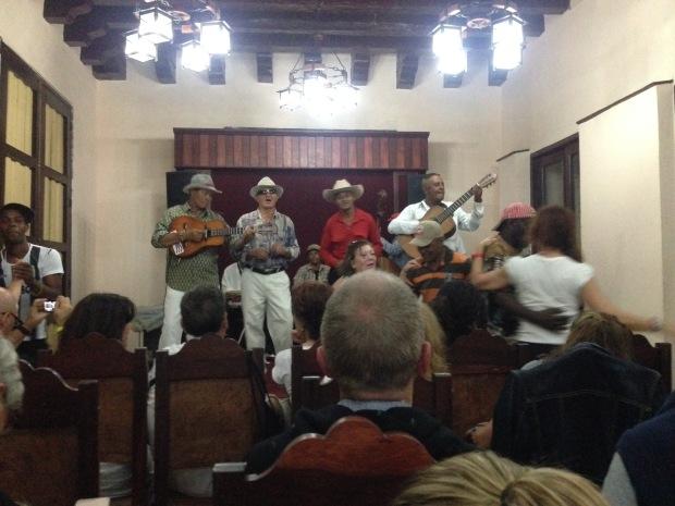 Kubanisch, Musiker, Band, Musik, Musikhaus, Original, Santiago de Cuba, Kuba