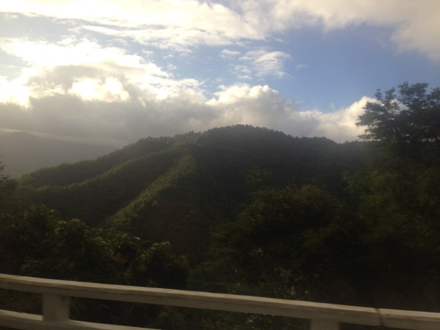 Sierra del Purial, Berge, Gebirge, Gebirgskette, Baracoa, Santiago de Cuba, Kuba