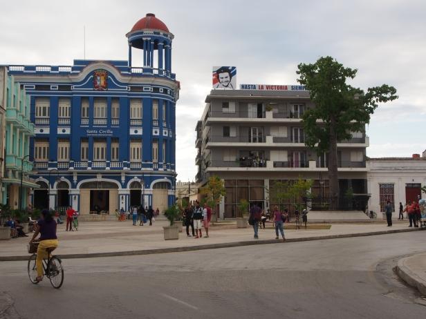 Innenstadt, Camagüey, Kuba