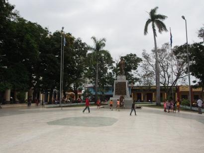 Bayamo, Plaza de la Revolución, Parque Céspedes, Bayamo, Kuba, Carlos Manuel de Céspedes, Sklaven, Freiheit