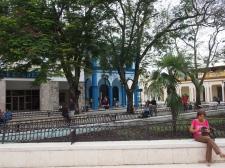 Bayamo, Plaza de la Revolución, Parque Céspedes, Kuba, Bayamo, hauptplatz