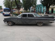 Oldtimer, Schlitten, Klassiker, Auto, Bayamo, Kuba