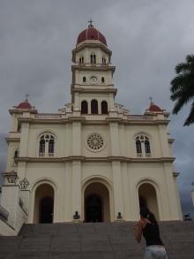 Virgin, Maria, El Cobre, Wallfahrtskirche, Wallfahrt, Pilger, Maria, Sierra Maestra, Kuba, Heilige, Patronin