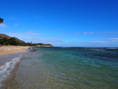 Atlantik, Küste, Strand, Kuba