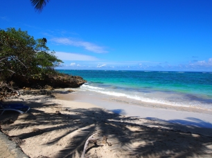 Playa Maguana, Atlantik, Kuba, Baracoa