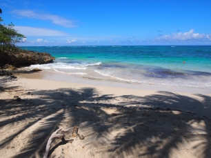 Playa Maguana, Strand, Baden, Kuba, Atlantik