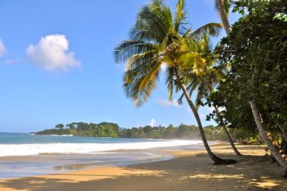 Trinidad, Tobago, Auswanderer, Auswanderung, Auswandern, neues Leben, Karibik, Traumstrand,