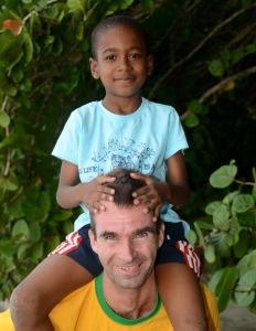 Jörg Killian, auswandern, auswanderer, Trinidad und Tobago, auswanderung, Karibik, Familie, Inselparadies