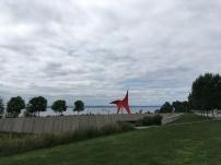 Olympic Sculpture Park, Seattle, USA, Kunst, Skulptur, Ausflugsziel, Kurztrip