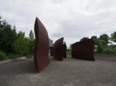 Olympic Sculpture Park, Seattle, Skulptur, Wellen, USA, Sightseeing, Besichtigung, gesehen haben