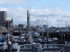 Hafen, Seattle, Sightseeing, Ausblick, Skyline, Wochenendtrip, Ausflugsziel, Ausflug Kurztrip, Wochendausflug, Sehenswert, Sehenswürdigkeit, Sightseeing