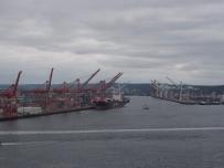 Hafen, Seattle, USA