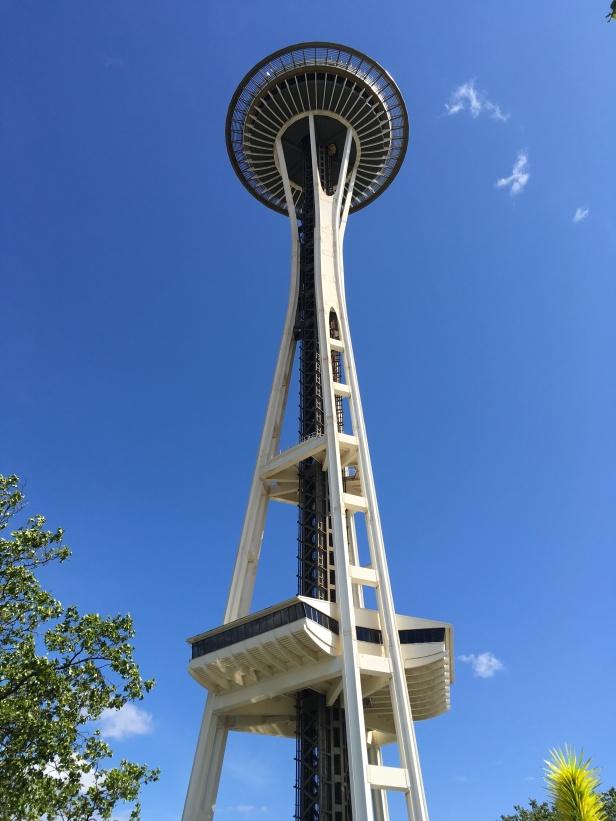 Seattle, Sightseeing, Besichtigung, Stadtbesichtigung, Stadtrundfahrt, Stadttour, Sehenswert, Sehenswürdigkeit, Smaragdstadt, Evergreen, USA, Westküste, Kurztrip, Wochenendausflug, Wochenendtrip, Ausflug, Ausflugsziel, was machen in Seattle, Wetter, Besichtigung, Space Neelde