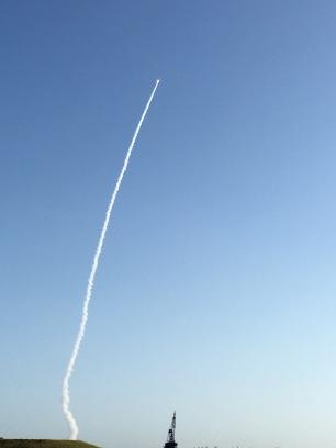 Rocket Launch, Raketen Abschuss, Florida, Satellite, Satellitenabschuss, Cape Canaveral, Kennedy Space Center, Ausflug, Ausflugsziel, Wochenendtrip, USA, Kurztrip, Reise