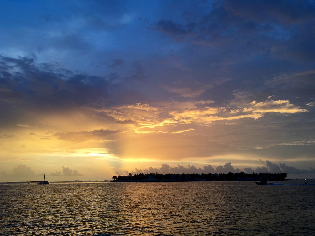 Florida, Key West, Florida Keys, Amerika, USA, reisen, Reise, Ausflug, Ausflugsziel, Wochenendausflug, Wochenendtrip, Ausflugsziel, Fliegen, Flieger-Ausflug, Flieger, Pilot, selber fliegen, Privatpilot, Insel, Karibik, Sonnenuntergang,
