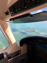 Florida, Florida Keys, Key West, fliegen, selber fliegen, Privatpilot, PPL, VFR, IFR, Piper, Privatflieger, Ausflug, Ausflugsziel, Wochenendausflug, Wochenendtrip, Sehenswürdigkeit, Sehenswert, Touristenattraktion, Cockpit, Piloten, Ausblick