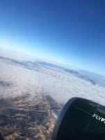 Karl, the fog, Nebel, San Francisco, Kalifornien, Wolken.