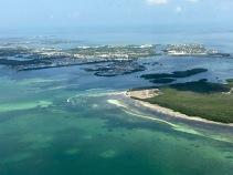 Keys, Florida, Insel, Inselgruppe, meer, türkis, blau