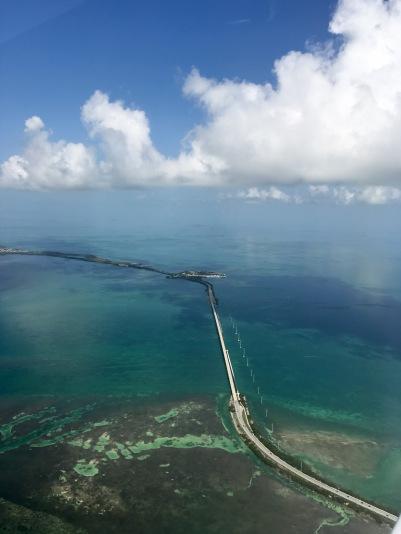 US1, Key West, Florida Keys, Brücken, Meer, Florida, Ausflug, Anreise, Privatpilot