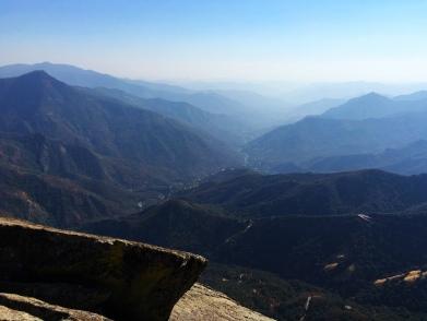 Bergkette Sierra Nevada