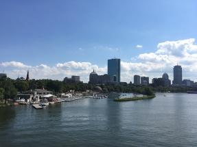 Charles River, Boston Custom House Clock Tower, Massachusetts, Amerika, USA, ostküste, Sehenswürdigkeiten, to do, sehenswert, was machen
