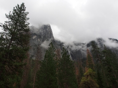 Sentinel Falls, Yosemite, Nationalpark, USA, Wasserfall