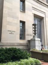 Der Bundesstaatsanwalt hat hier sein Büro.
